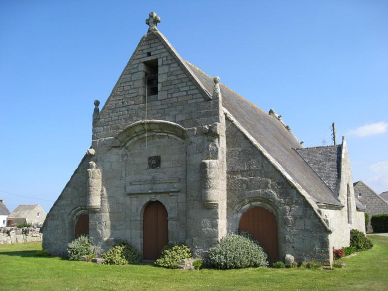 Chapelle saint egarec kerlouan 1