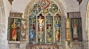 Chapelle sainte cecile briec
